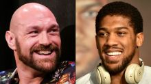 Confident Fury says he will knock out Joshua inside two rounds