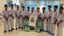 Thai Cave Rescue: Boys Mourn the Navy SEAL Who Died Saving Them