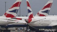 British Airways Owner Pares Growth Plan