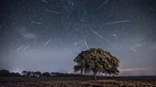 Perseid meteor shower to light up Britain's skies with shooting stars this week
