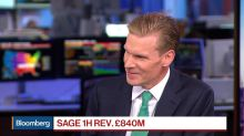 Sage Group CEO Kelly Is Focused on Organic Growth