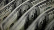 Dollar inches lower vs yen, Swiss franc amid Iran sanctions