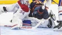Anderson scores 2, Canadiens hold on to beat Oilers 4-3