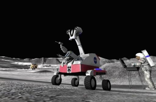 Moonbase Alpha takes NASA where it's never gone before: the Unreal Engine (video)