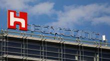 Foxconn unit's shares skyrocket in Shanghai trading debut
