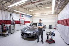 車壇直擊-Maserati 臺北旗艦展示中心開幕