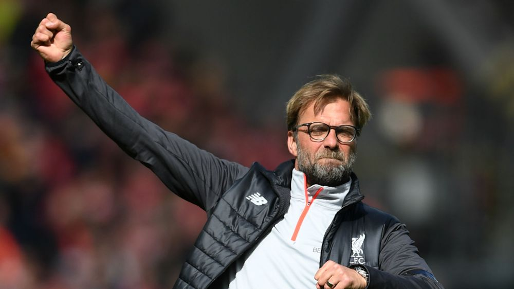 Stop singing my name! Liverpool fans irritate Klopp during Merseyside derby win