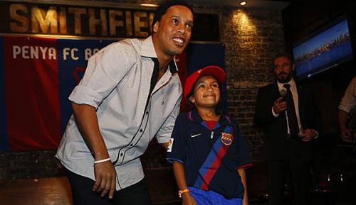 """International: Ronaldinho: """"Ich hätte für Manchester United spielen können"""""""