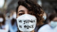 George Floyd death: Mass rallies in Australia for Black Lives Matter