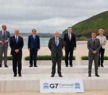 China denounces G7 after statement on Xinjiang and Hong Kong