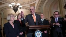 Shutdown threat recedes as Trump softens stance on wall