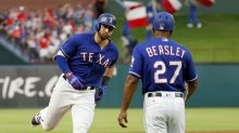 Joey Gallo puts popcorn wagon on notice with the longest home run of 2017