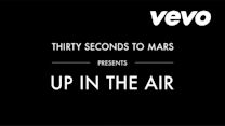 Up In The Air (Lyric Video)