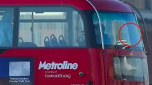 Did police bullet pass right through bus during London Bridge terror attack?
