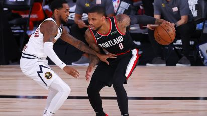 Dame Time pushes Blazers to big win over Nuggets