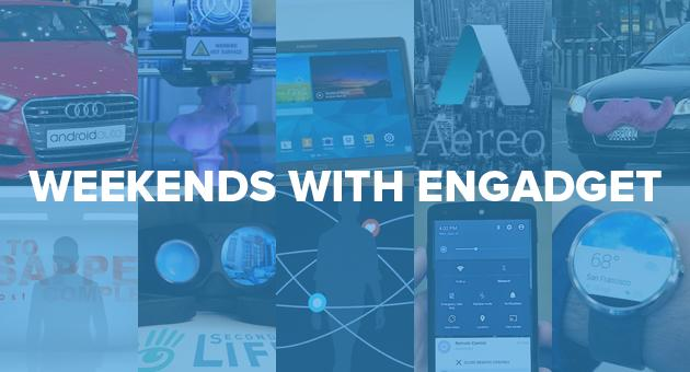 Weekends with Engadget: Google I/O 2014, Aereo loses and more!