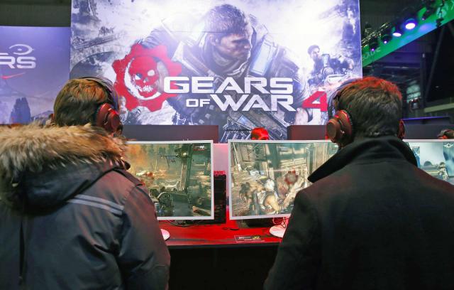 'Gears of War 4' makes cross-platform multiplayer official