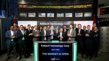 Katipult Technology Corp. Opens the Market