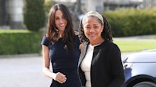 'Doria Ragland is in the UK ahead of the birth of Baby Sussex'