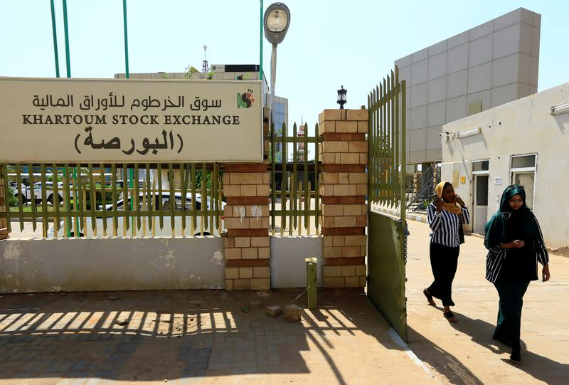 Sudan declares state of economic emergency after sharp fall in currency