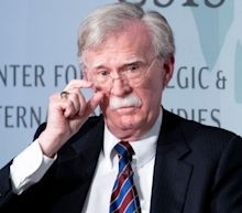 John Bolton alerted lawyers about 'hand grenade' Giuliani over Ukraine pressure