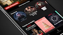 Netflix launches mobile previews that look a lot like Snapchat stories