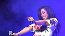 Cardi B has nailed the new-mom mani — here's what mothers should know