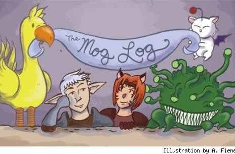 The Mog Log: One year, two courses