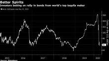 Goldman's Tequila Bond Bet Tests Recession-Proof Label