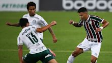 No Maracanã, Fluminense e Palmeiras ficam no empate