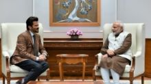 His Vision and Charisma Are Infectious: Anil Kapoor Meets PM Modi