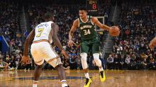 Warriors are 7.5-point underdog vs. Bucks for NBA Christmas Day game