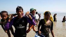 Rohingya refugees 'drained' by trauma, says U.N. refugee chief