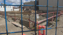 Construction timeline for Regina's Capital Pointe delayed again