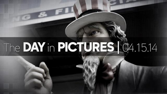 Day in Pictures: 4/15/14
