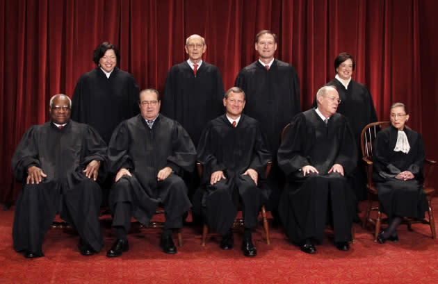 Supreme Court unanimously rules that software patents can't cover abstract ideas