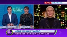 Aussie actress set to shine in Hollywood