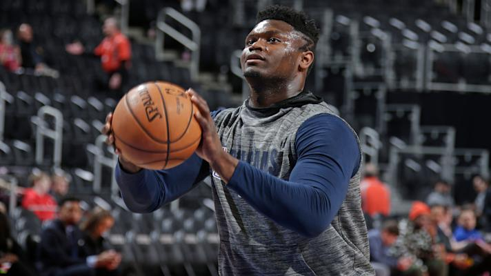 The Bounce - Why the Pelicans need to stop sheltering Zion Williamson