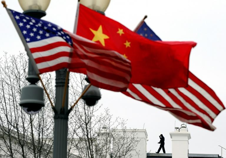 Focus is on Washington, where China and the US put pen to paper on their 'phase one' trade deal