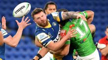 Arthur rejects Sterlo fears on Eels attack
