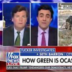 Tucker Carlson Guest Says Immigrants Filled Alexandria Ocasio-Cortez's District With Trash