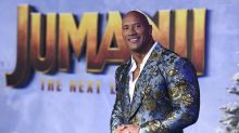 The Rock live streamed his staggeringly massive cheat meal