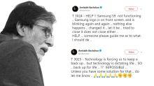 OnePlus Brand Ambassador Amitabh Bachchan's Samsung Galaxy S9 Malfunctions; Seeks Help From Fans on Twitter