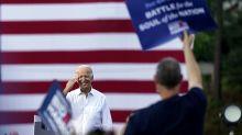 Poll: Biden has 5-point edge in Georgia