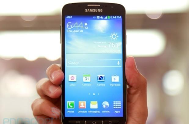 Samsung posts kernel source code for Galaxy S4 Active on AT&T, Galaxy Note 8.0 with LTE