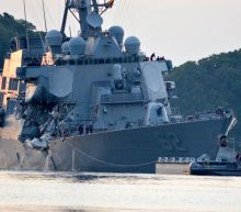USS Fitzgerald crash that killed seven American sailors 'was navy's own fault'