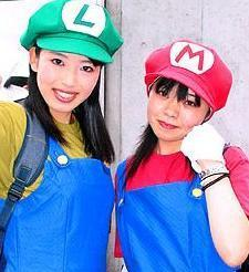 Nintendo and DS in full force at Comic-Con