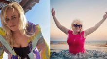 Fans Can't Get Over Rebel Wilson's Confident Swimsuit and Beach Photoshoot