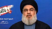 Liban: le chef du Hezbollah rejette le «comportement condescendant» de Macron