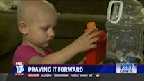 """Family Who Lost Child to Cancer Asks Supporters to """"Pray It Forward"""""""